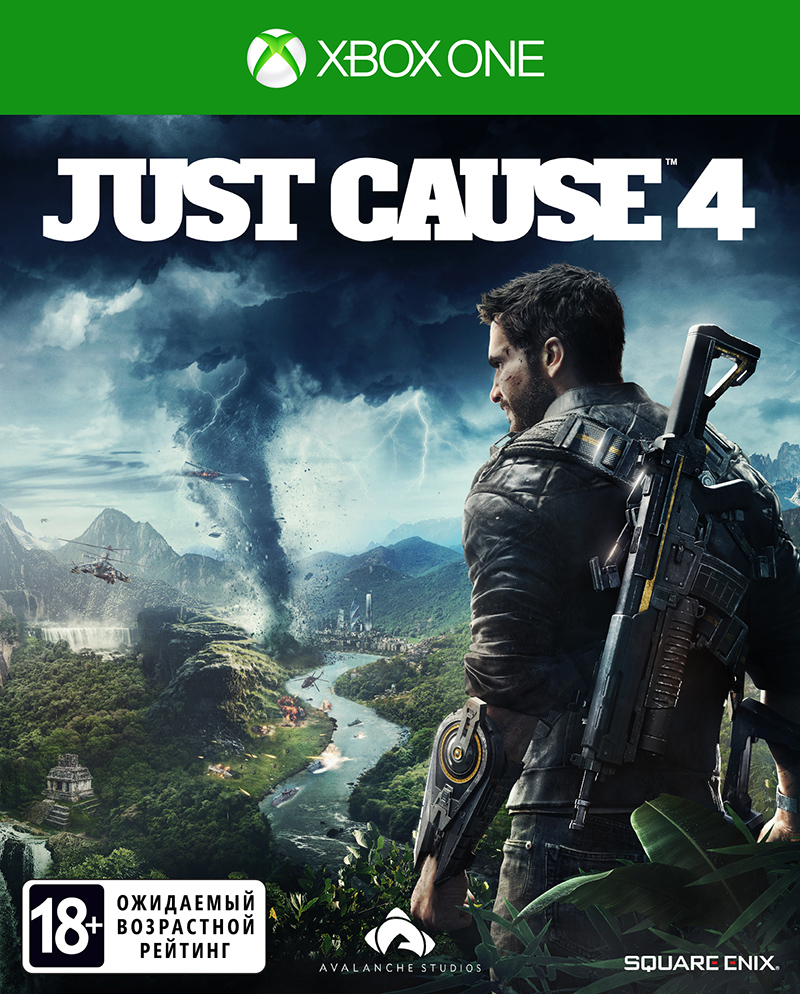 Just Cause 4 (Xbox One) (GameReplay)