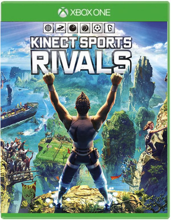 Kinect Sports Rivals (Xbox One) (GameReplay)
