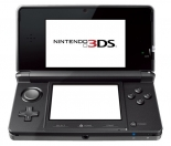 Nintendo 3DS Cosmos Black (черная)