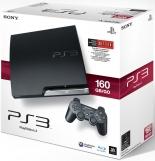 PlayStation 3 Slim (160 Gb) (Б/У)