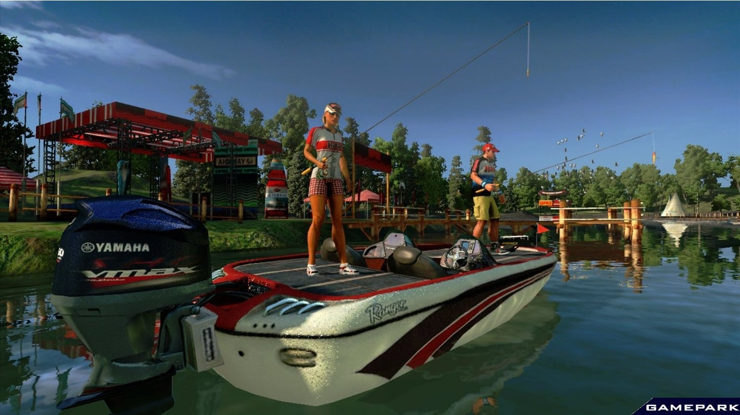 Download game rapala pro bass fishing 2010 pc medicalsoft for Pro fishing games