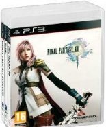 Комплект из 3-х игр для PS3: Final Fantasy XIII + Nier + Front Mission Evolved