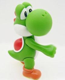 Фигурка Super Mario: Yoshi (12см)