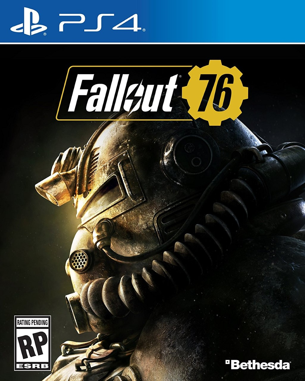 Fallout 76 (PS4) (GameReplay)