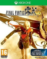 Final Fantasy Type-0 HD (XboxOne)