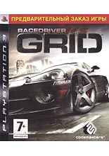 GRID Pre-Sell (PS3)