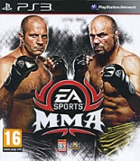 MMA (PS3) (GameReplay) EA Sports