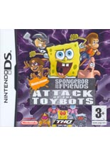 SpongeBob & Friends: Attack of the Toybots