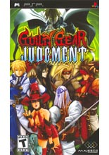 Guilty Gear Judegment (PSP)
