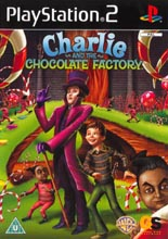 Charlie and the Chokolate Factory (PS2)