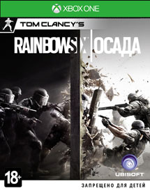 Tom Clancy's Rainbow Six: Осада (XboxOne) (GameReplay)