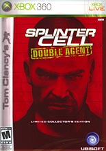 Tom Clancy's SC Double Agent Limited CE (Xbox 360)