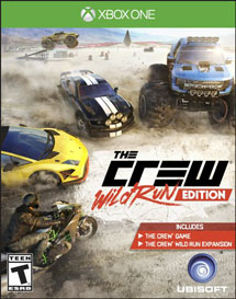 The Crew. Wild Run Edition (Xbox One)