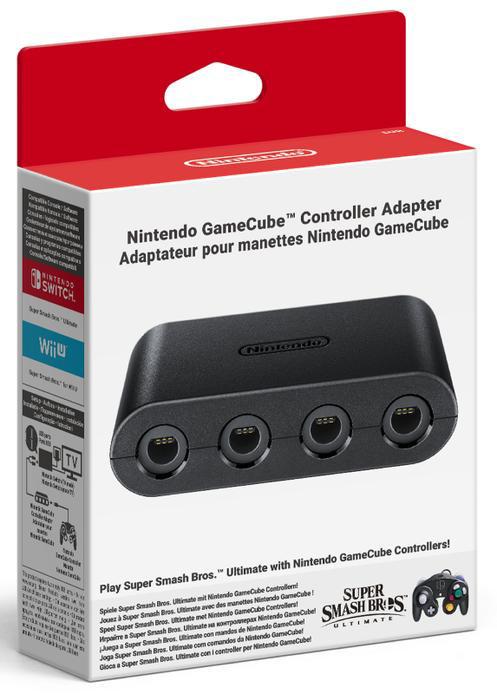 Адаптер для контроллера GameCube (Nintendo Switch)