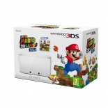 Nintendo 3DS Ice White + Super Mario 3D Land