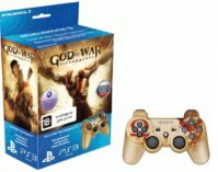 Controller Wireless Dual Shock 3 GoW + God of War: Восхождение
