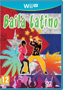 Baila Latino (Wii U)