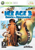 Ice Age 3 Dawn of the Dinosaurs (Xbox 360)