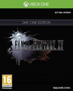 Final Fantasy XV (Xbox One) (GameReplay)