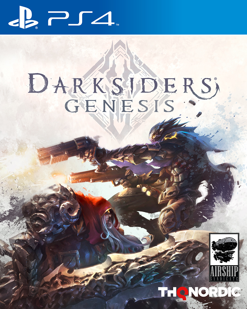 Darksiders: Genesis. Стандартное издание (PS4) (GameReplay)
