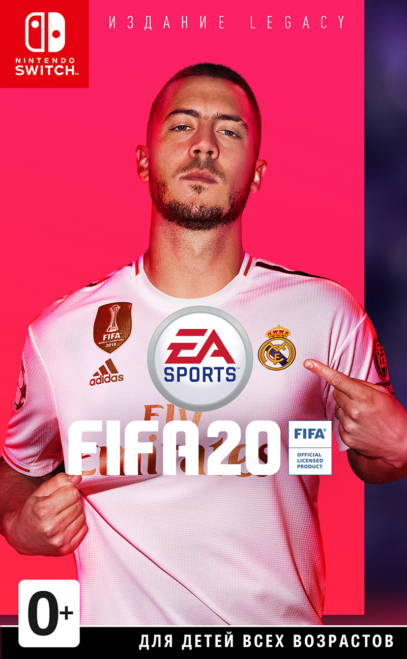 FIFA 20. Legacy Edition (Nintendo Switch) (GameReplay)