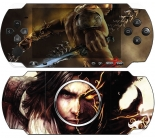Наклейка PSP 3000 Prince of Persia (PSP)