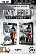 Battlefield: Bad Company 2 Deluxe Edition (PC-DVD)