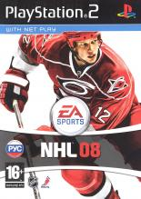 NHL 08 /рус. вер./ (PS2)
