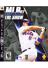 MLB 07 the Show (PS3)