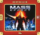 Bestseller. Mass Effect (PC-DVD)