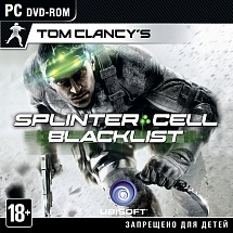 Splinter Cell: Blacklist Upper Echelon Edition (Jewel-case)