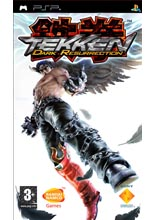 Tekken Dark Resurrection (PSP)