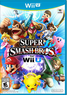 Super Smash Bros. for Wii U (WiiU)