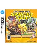 Final Fantasy Fables Chocobo Tales (DS)