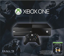 Игровая консоль Microsoft Xbox One 500GB + Halo: Master Chief Collection