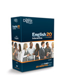 Курс английского языка English20 Interactive - Уровень 1