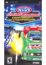 NHRA DragRacing Countdown to the Championship (PSP)
