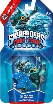 Skylanders: Trap Team Tidal Wave Gill Grunt