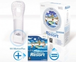 Wii Motion Plus + Wii Sports Resort (Wii)