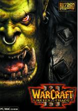 Warcraft III: Reign of Chaos (PC-CD, рус. вер.)