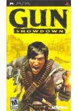 GUN Showdown (PSP)