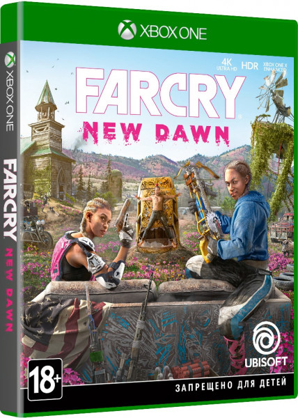Far Cry: New Dawn (Xbox One) (GameReplay)