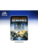 C&C: Generals Deluxe edition (PC-CD)
