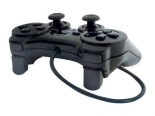 Controller Twin Shock 3 Black (PS3)