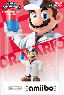 Amiibo: Super Smash Bros Collection Dr. Mario