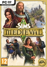 Sims Medieval (PC-DVD)