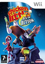 Chicken Little: Ace in Action (Wii)
