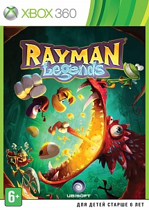 Rayman Legends (Xbox 360) от GamePark.ru