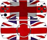 Наклейка PSP 3000 Британский флаг (PSP)