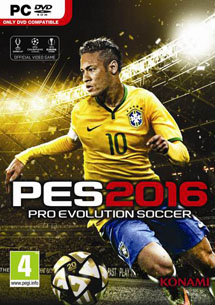 Pro Evolution Soccer 2016 (PC-Jewel)